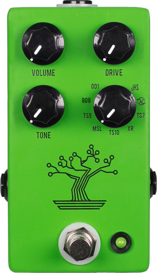 JHS Pedals The Bonsai overdrive [Yokohama]