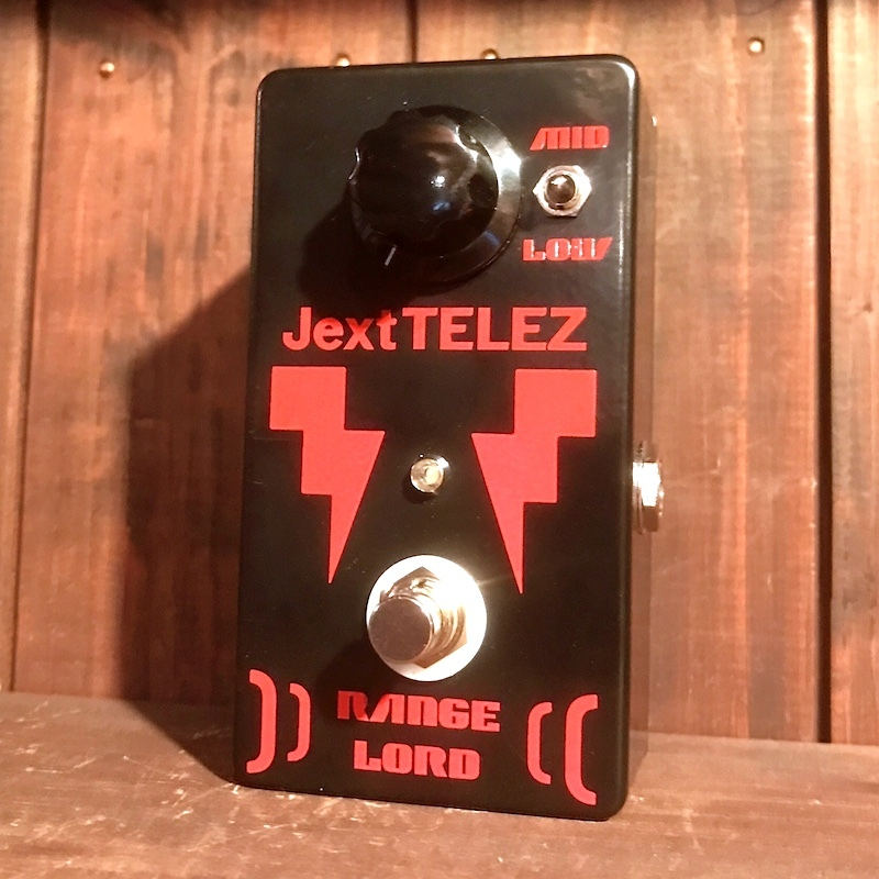 Jext Telez Range Lord Red