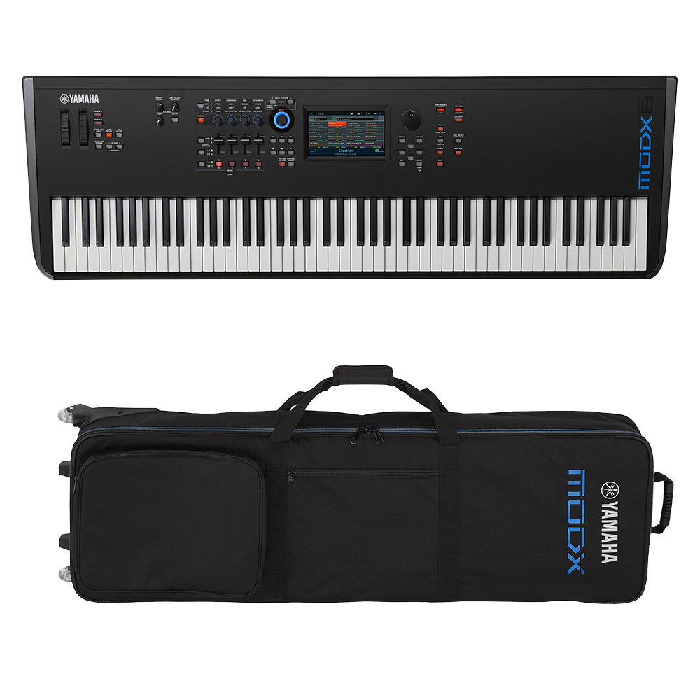 YAMAHA MODX8 + SC-MODX8 [possible instant delivery now! Next arrival undecided!] []