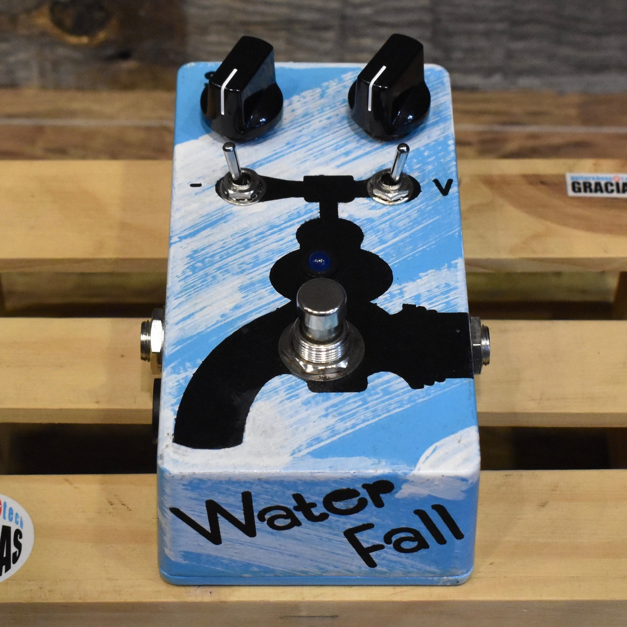 JAM pedals Water Fall