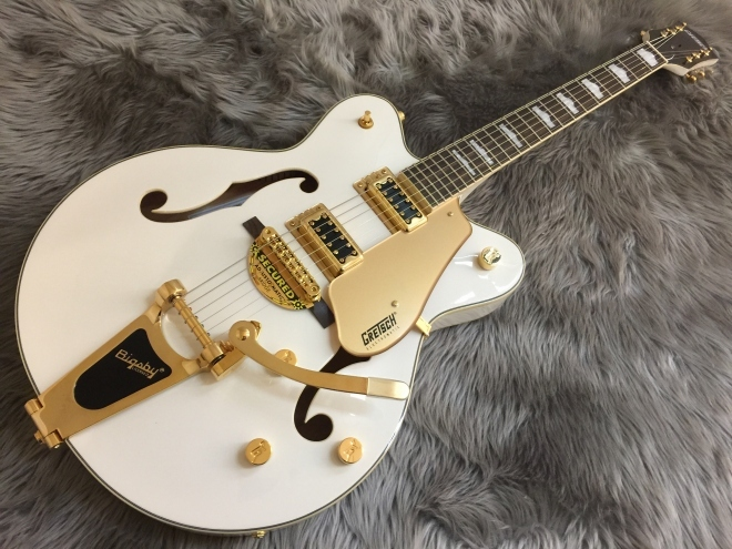 Gretsch G5422TG Electromatic Collection / Snow Crest White / made 2016 []