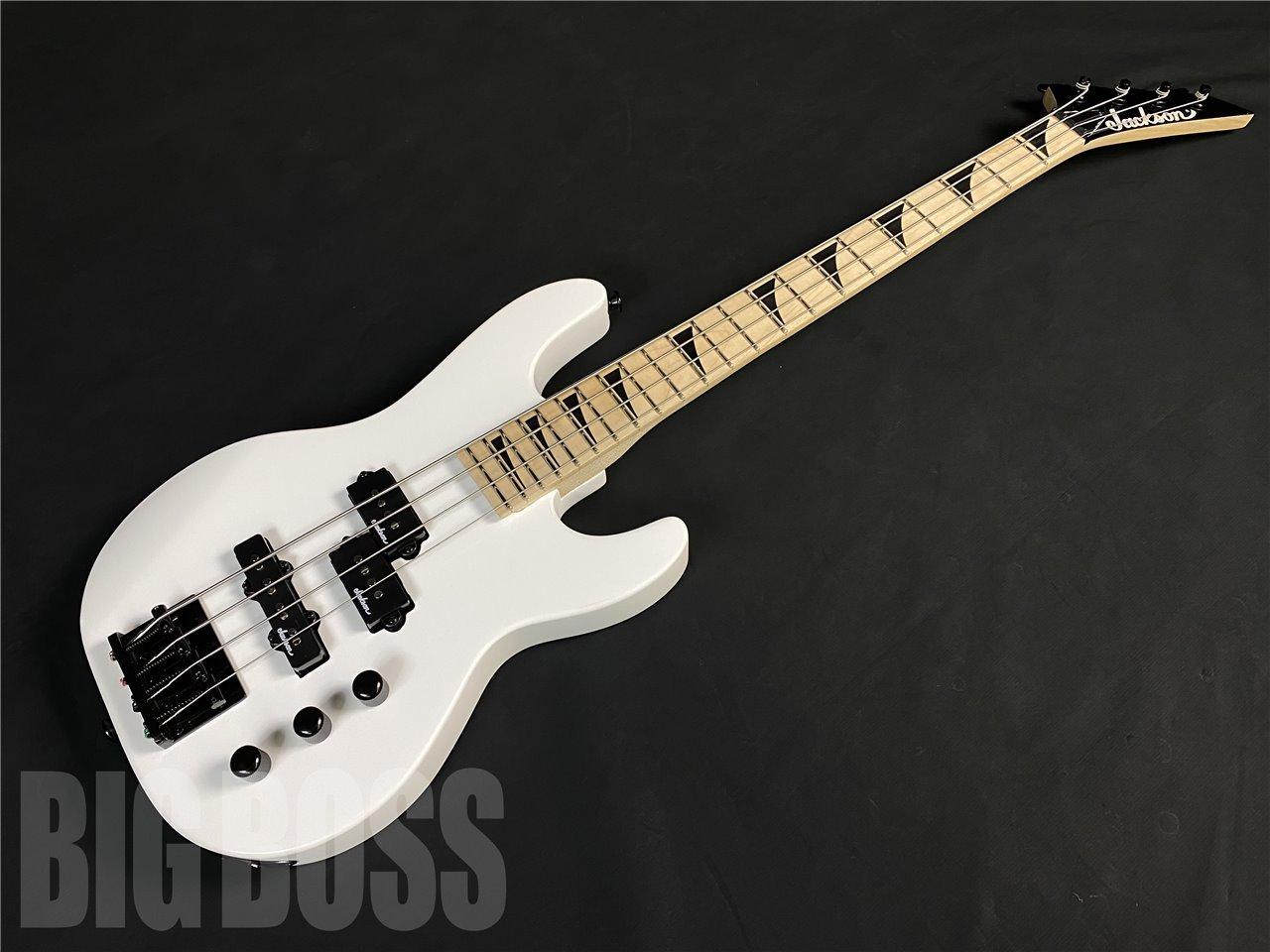 Jackson JS Series Concert™ Bass Minion JS1XM Snow White