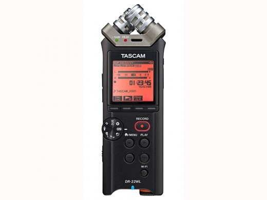 Tascam DR-22WL Version2-J ★ Wi-Fi remote corresponding field recorder []
