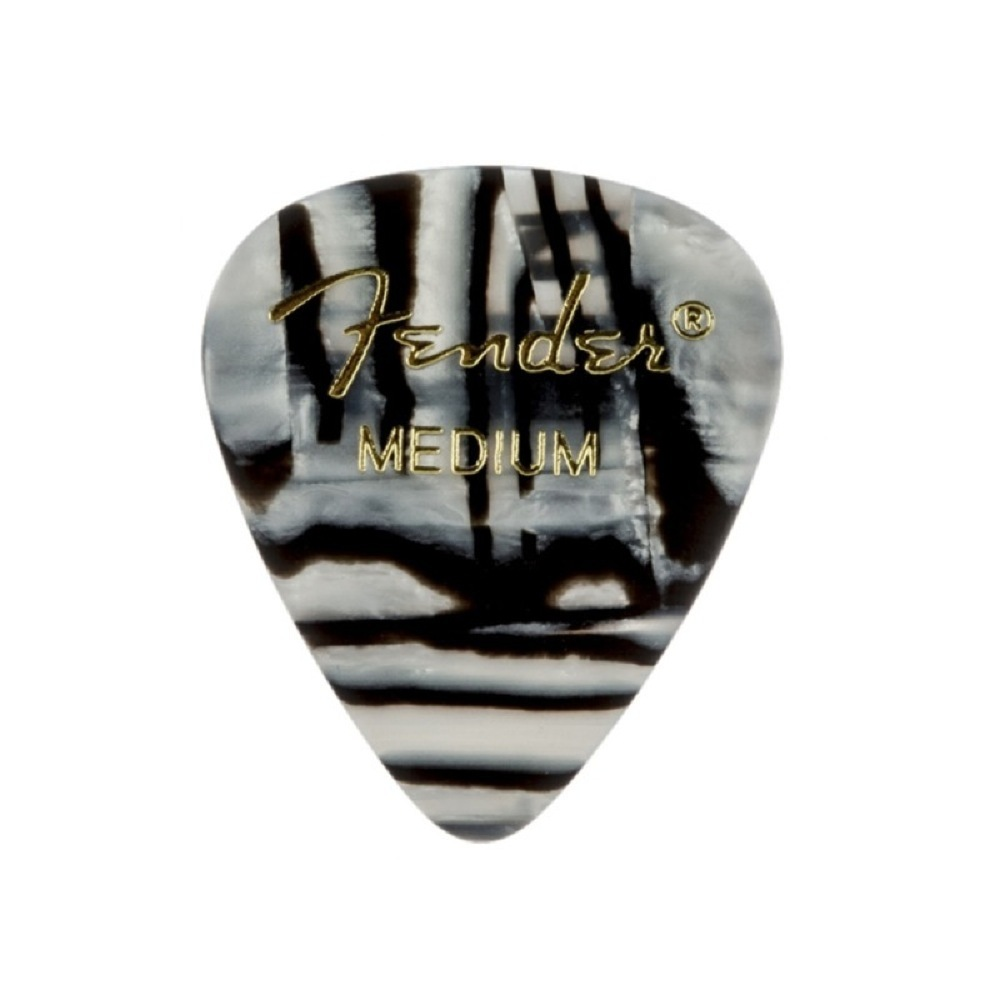 Fender 351 Shape Premium Picks Medium Zea ギターピック×36枚