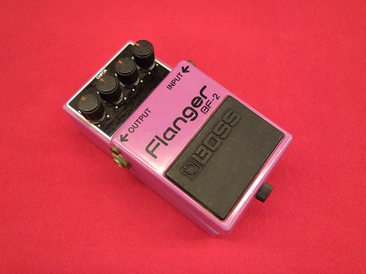 BOSS BF-2 Flanger 1984 Made In Japan [Rockin 'the end of the year big thank Sale 2017]