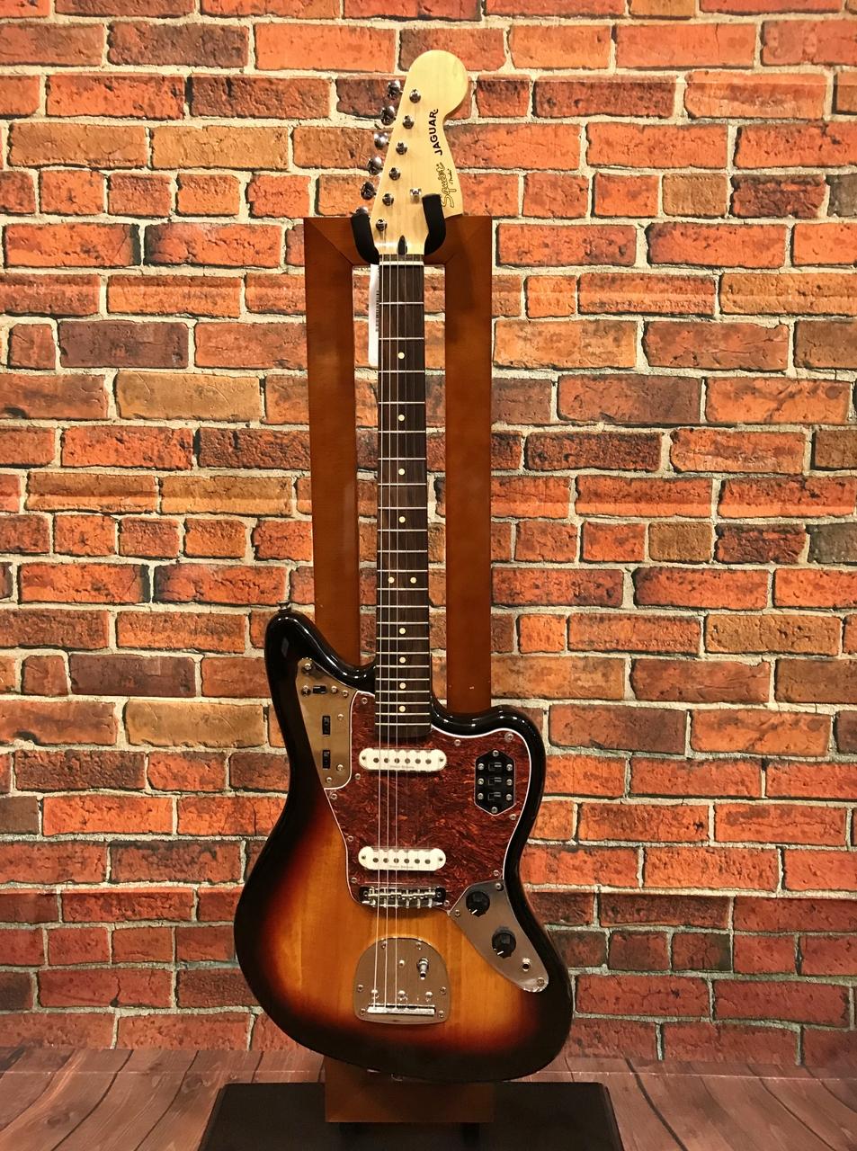 Squier by Fender Vintage Modified Jaguar 3-Color Sunburst [exhibition replacement Specials