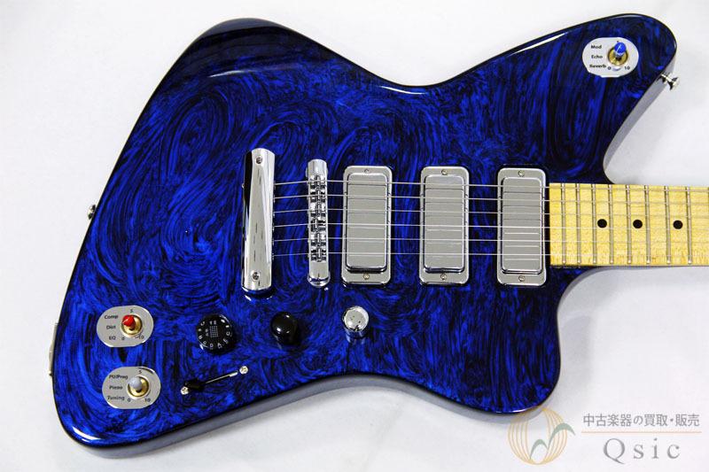 Gibson Firebird X blue-made 2011 [Return OK] [SF257]