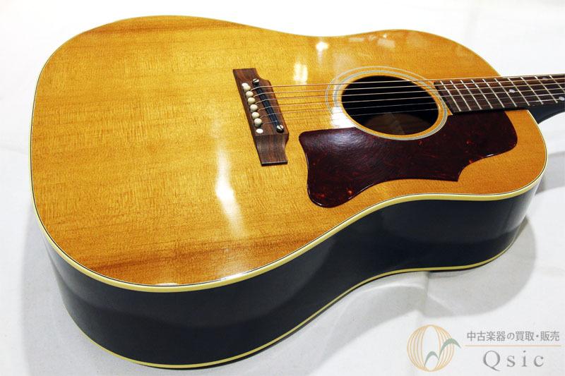 Gibson 1966 J-50 ADJ 2017年製 【返品OK】[UF124]