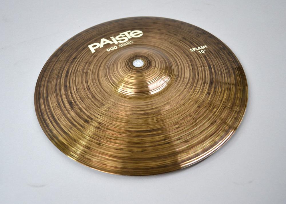 "PAiSTe 900 Series Splash 10 ""Splash cymbal [Kumamoto Parco shop]"