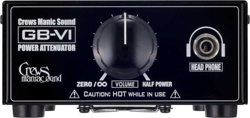 Crews Maniac Sound GB-VI - [Power Attenuator !! capable of multi-usage] POWER ATTENUATOR