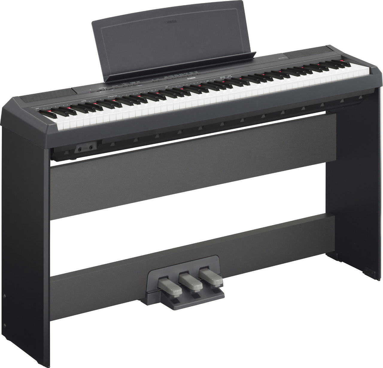 YAMAHA P Series P-115B / WH + Stand + pedal unit [WH in the storefront display] [shipping service]