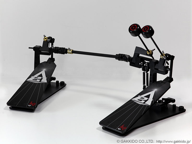 Axis A21-2 LASER DOUBLE PEDAL twin pedal