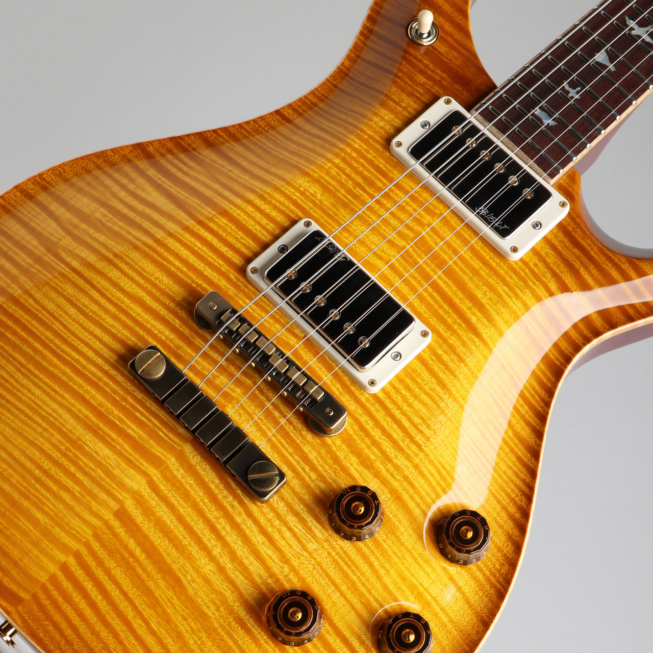 Paul Reed Smith(PRS) Private Stock #5933 McCarty 594 Guitar of the Month -February- Vintage McCarty Smoked Burst 2016
