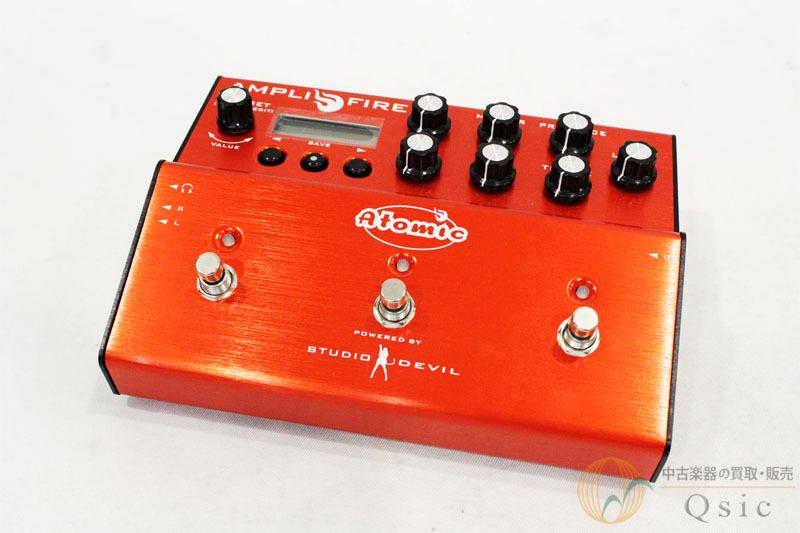 ATOMIC Amplifire Pedal [WE167]