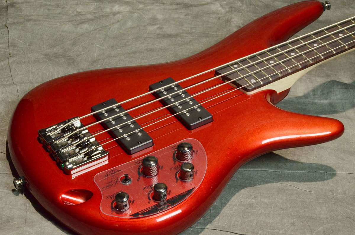 Ibanez SR300E Candy Apple (CA) 【横浜店】