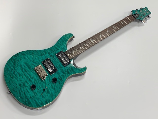 Paul Reed Smith(PRS) SE Custom 24 Quilt Limited / Aqua