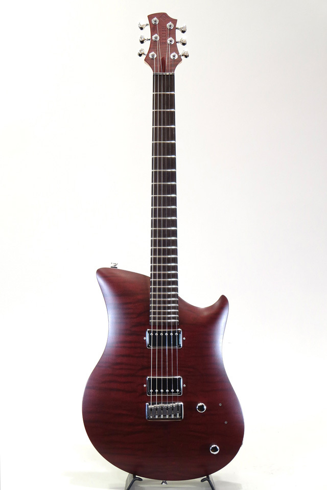 Relish Guitars Bordeaux Jane