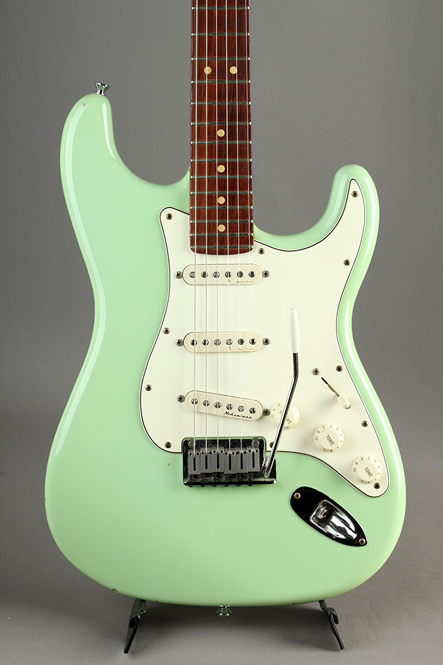 Fender Custom Shop Custom Stratocaster Surf Green 2000