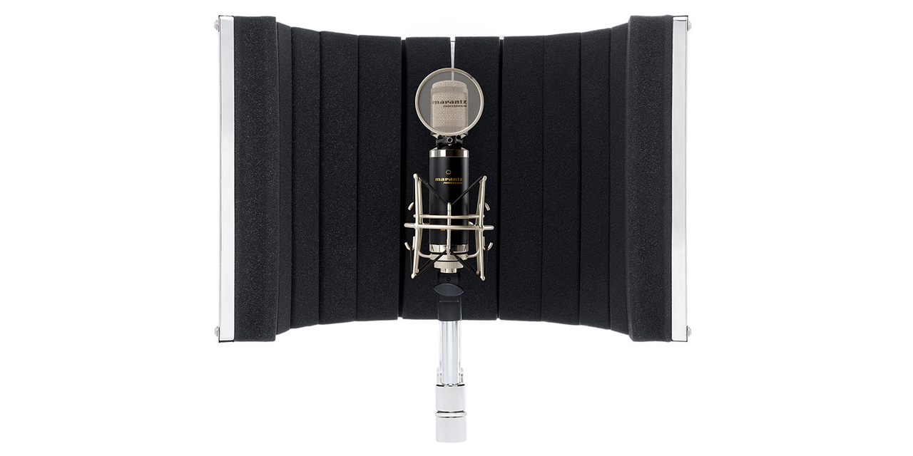 marantz [can be installed easily! clear recording!] Professional Sound Shield Live
