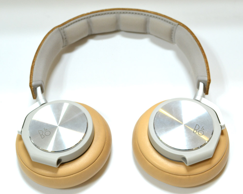 B & O PLAY BeoPlay H6 is natural leather exhibition bargain!