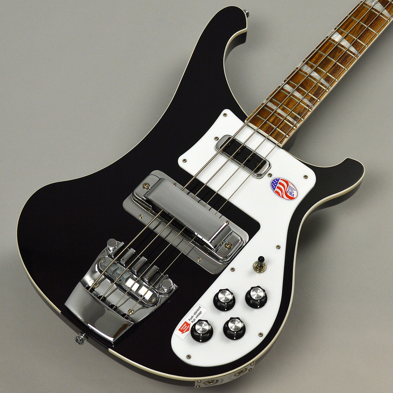 Rickenbacker Model 4003 Jetglo