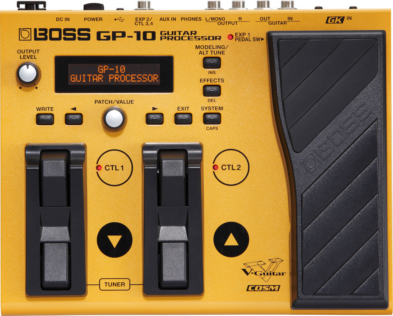 BOSS [new] GP-10S [body only] [guitar processor] []