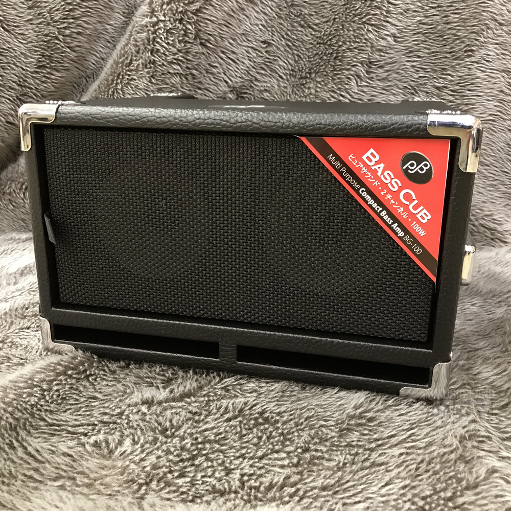 Phil Jones Bass BASS CUB BLACK [a variety of situations in the corresponding bass amp!]