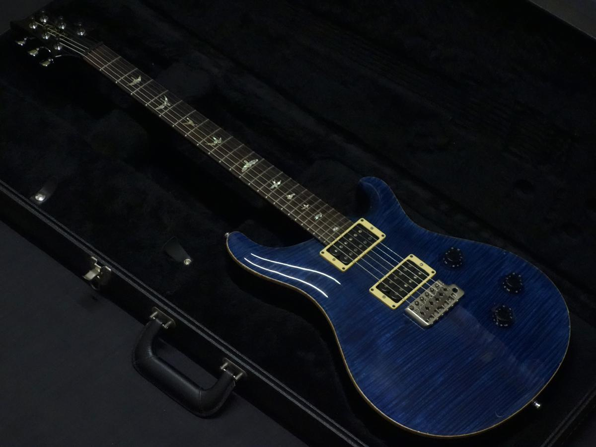 Paul Reed Smith(PRS) Custom24 10Top 1st Whale Blue 2008年製
