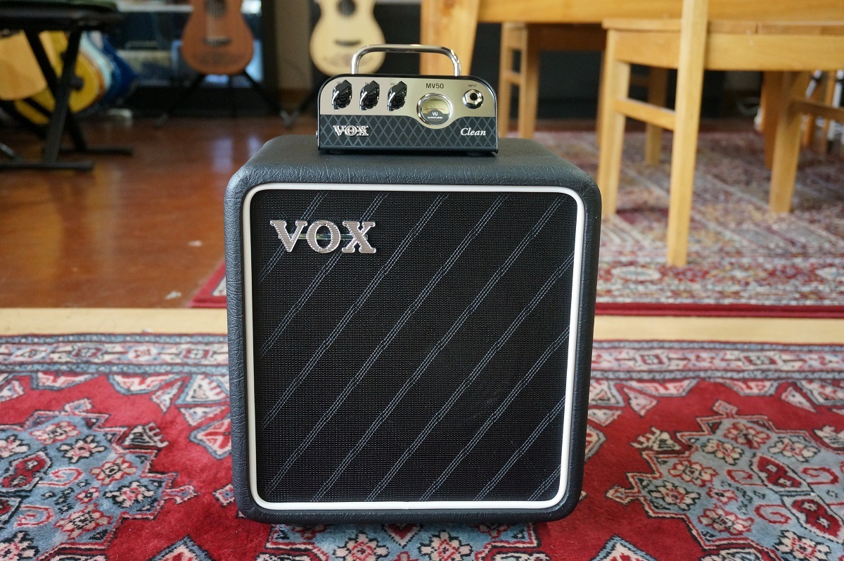 [Large release! The Limited !! affordable set at deep discount] VOX MV50 CL / Clean & BC108 Set