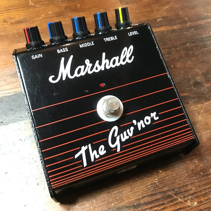 Marshall The Guv'nor Made in KOREA