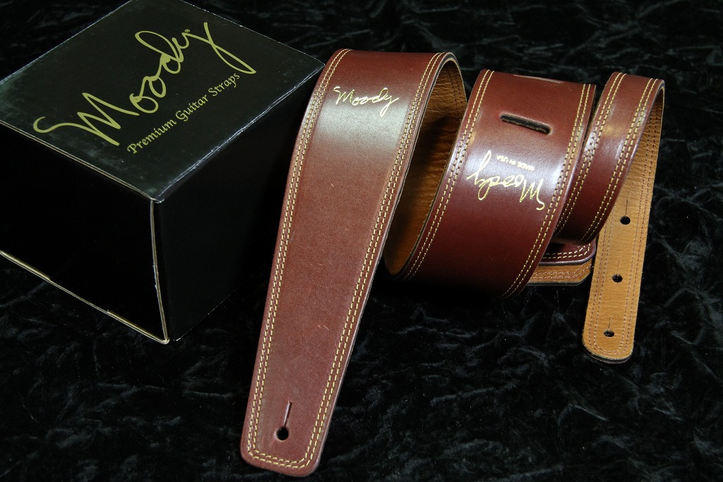 "moody 2.5 ""Leather / Leather STD [Mahogany / Tabacco]"