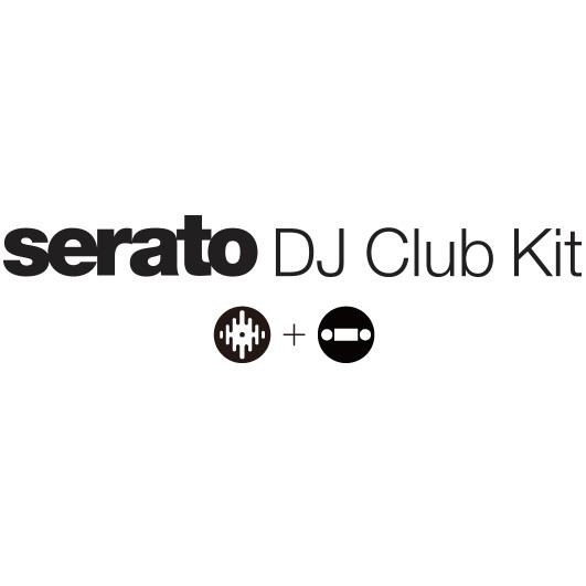 Serato Serato DJ Club Kit (Serato DJ Pro + Serato DVS)