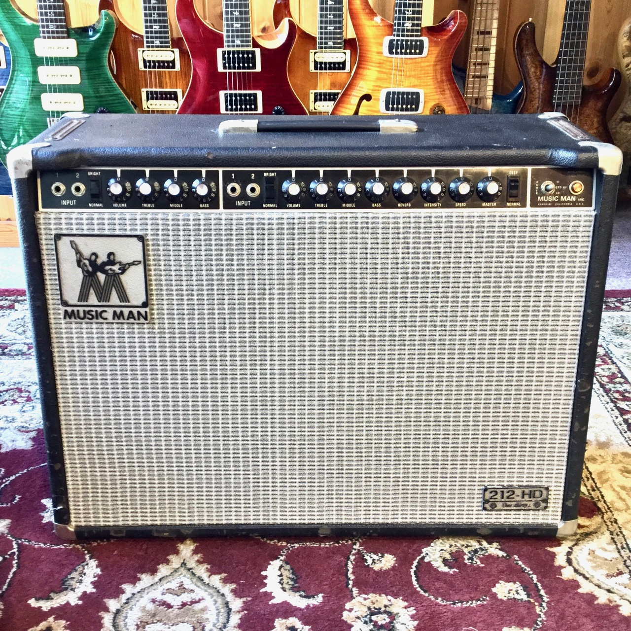 MUSIC MAN 212-HD One Thirty