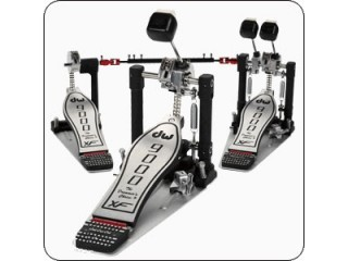 dw DW-9002XF double pedal - with 5 year warranty!]