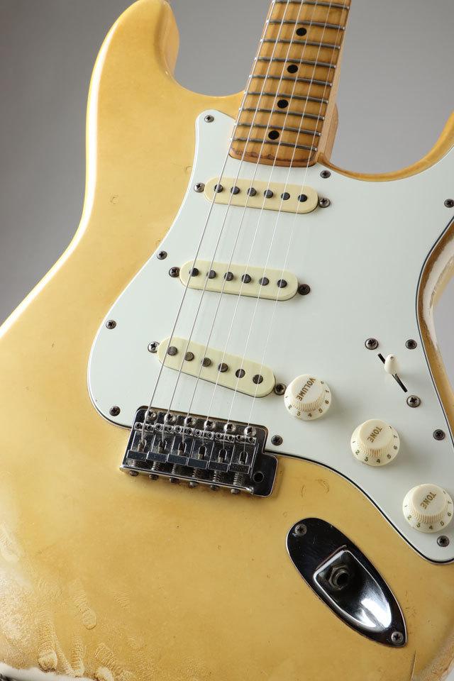 Fender 1974 Stratocaster White