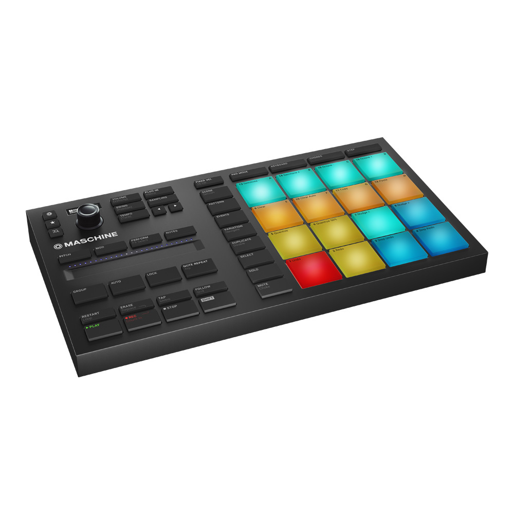 NATIVE INSTRUMENTS MASCHINE MIKRO MK3【今なら即納可能!!】【】