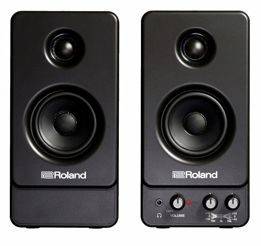 Roland MA-22 STEREO MICRO MONITOR モニタースピーカー【福岡パルコ店】