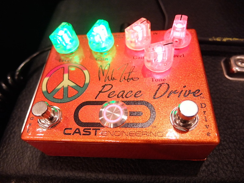 CAST Engineering Peace Drive
