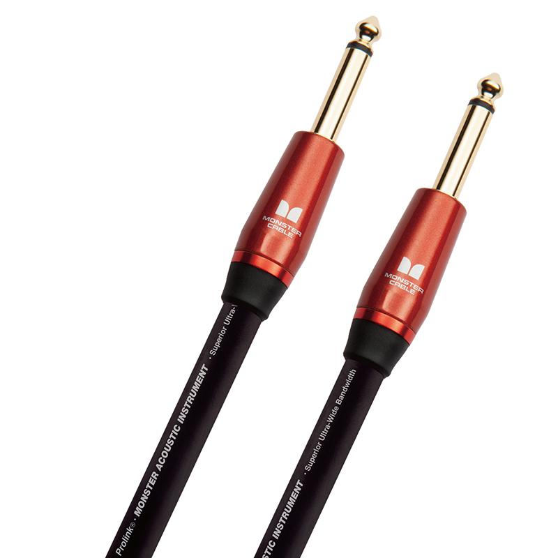 Monster Cable Monster Acoustic Instrument Cable M ACST2-12 S/S (3.6m/12ft)