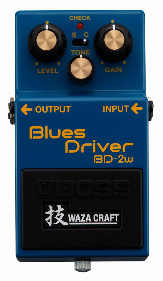 BOSS BD-2W (J) Blues Driver skills Waza Craft [Yokohama]