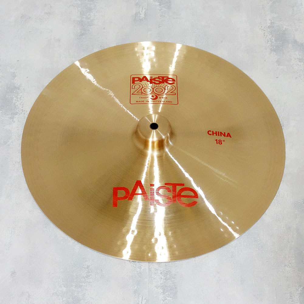 "PAiSTe 2002 China 18 ""[popular of China! In classic] [Limited bargain basement !! 45% OFF !!!!]"