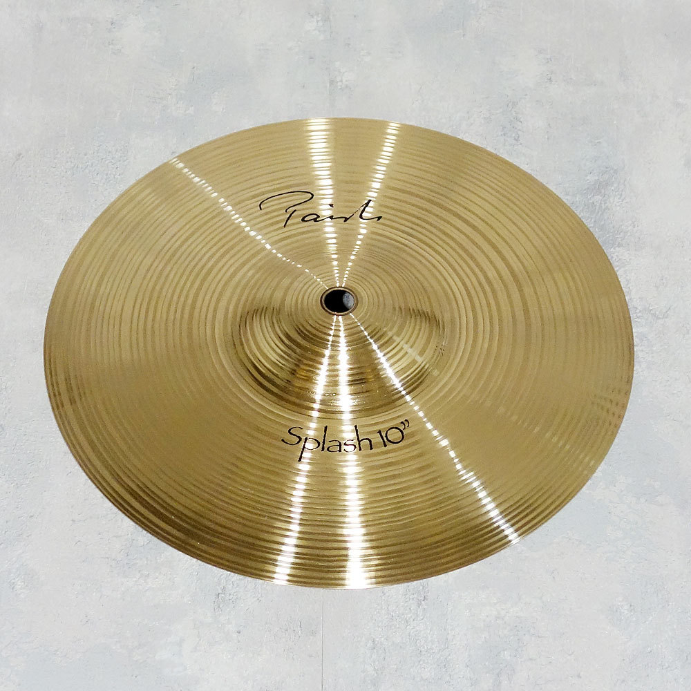 "PAiSTe Signature ""the Paiste"" Splash10 """