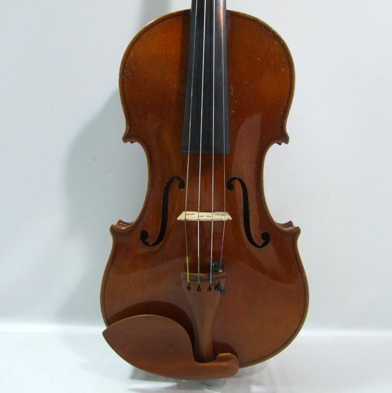 Grhaul Robert Penzel made in Germany Grhaul Robert Penzel 1928 years violin