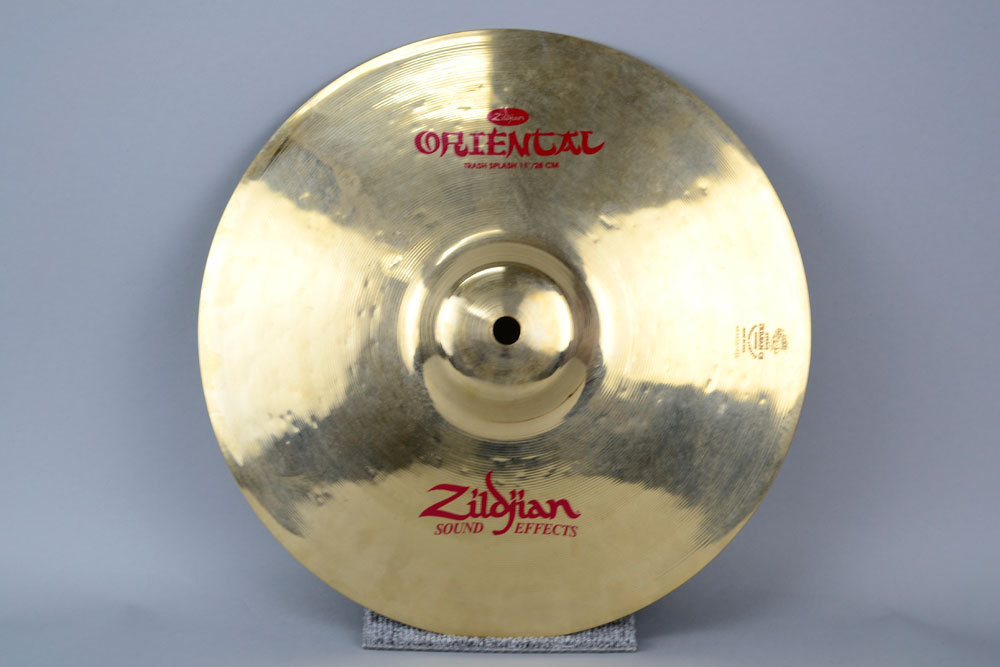 Zildjian NAZLOTS11 FX Oriental Trash Splash 11 inches exhibit good bargain