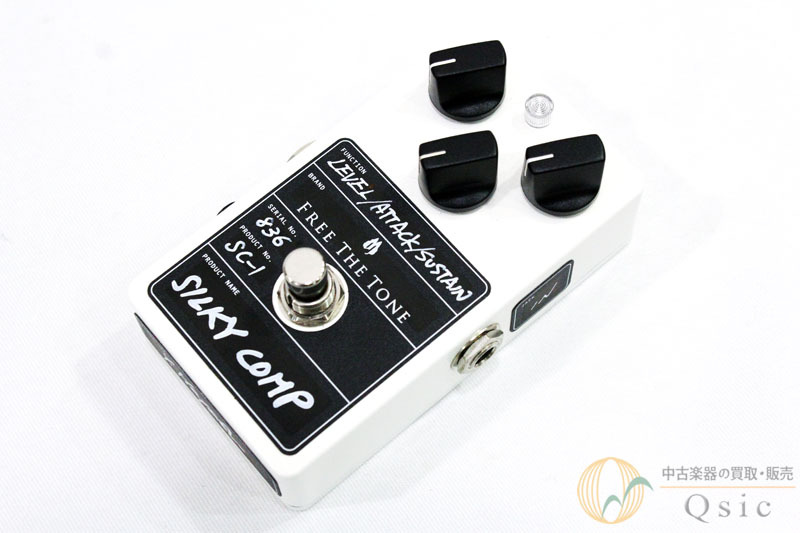 Free The Tone SILKY COMP SC-1 [QF211]