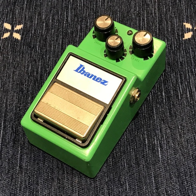 Ibanez USED / TS9 Tube Screamer