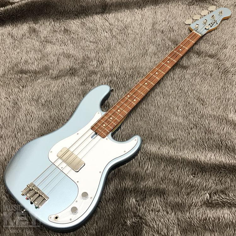 Zeus Custom Guitars ZPB-TE / TB / Ice Blue Metallic Montreux Thunderbird [credit interest rate 24 times 0%!] [Takasaki store stock]