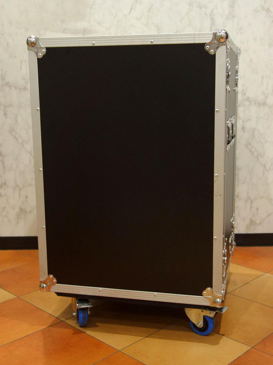 ROADREADY RR16UADSW + RRWADS 16U shock mount rack case & caster board