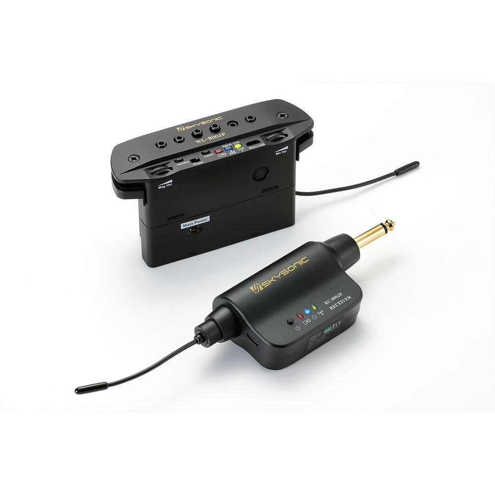 SKYSONIC WL-800JP Wireless Soundhole Pickup