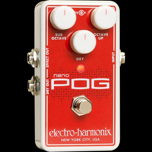 [POG series !! mini size] Electro-Harmonix Nano POG